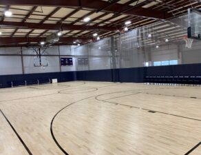Indoor Basketball Court In Huntington Ny Next Level Sports Center